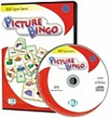 ELI Digital Language Games: Picture Bingo - digital edition