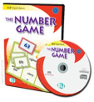 ELI Digital Language Games: The Number Game - game box + digital edition