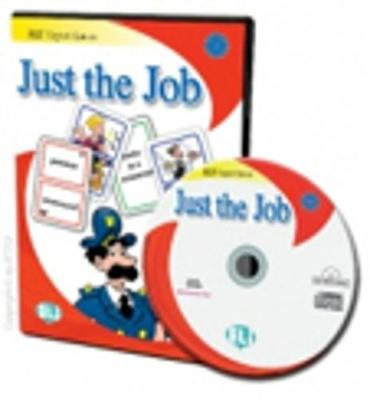ELI Digital Language Games: Just the Job - game box + digital edition