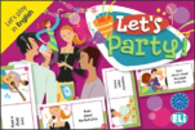 ELI Digital Language Games: Let's Party! - game box + digital edition