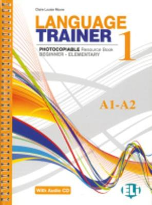 Language Trainer: Book 1 + audio CD (A1-A2)