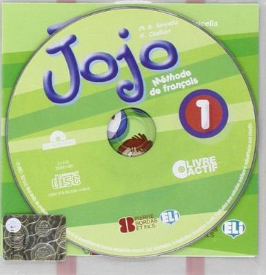 Jojo: Digital book 1 (CD-ROM) (CD-ROM)
