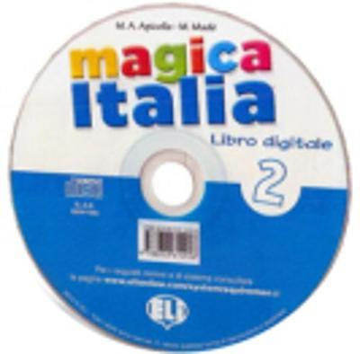 Magica Italia: Libro Digitale (CD-ROM) 2 (CD-ROM)