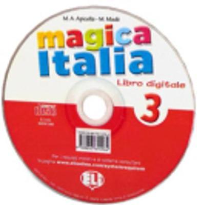 Magica Italia: Libro Digitale (CD-ROM) 3 (CD-ROM)