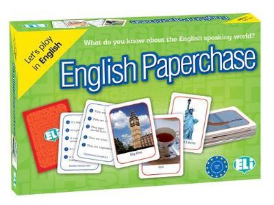 ELI Language Games: English Paperchase
