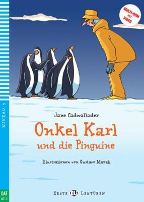 Onkel Karl und die Pinguine + CD-ROM (CD-ROM)