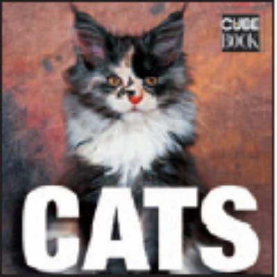 Cubebook Cats (Hardback)