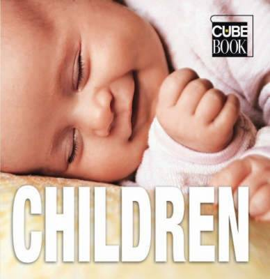 Children - Minicube Book (Hardback)