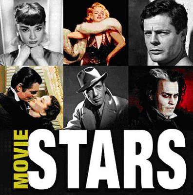 Movie Stars: Cubebook - Cubebook (Hardback)