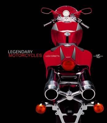 Legendary Motorcycles - Genius (Hardback)