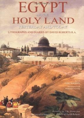 The Holy Land and Egypt: Yesterday and Today (Paperback)