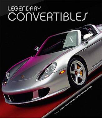 Legendary Convertibles (Hardback)