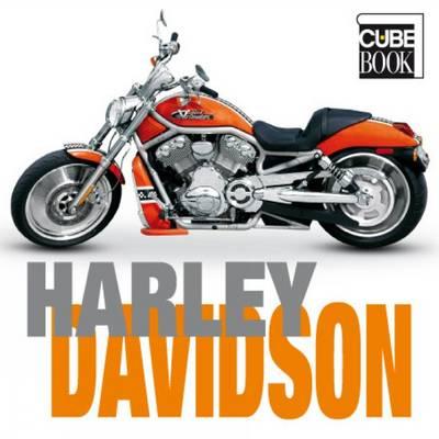 Harley Davidson Cube Book by Pascal Szymezak | Waterstones