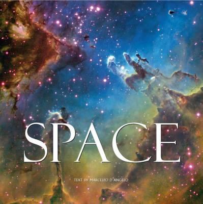 Space - Cube Book (Hardback)