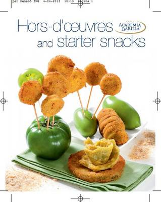 Great Little Cooking Books: Hors-DxVres and Starter Snacks (Hardback)