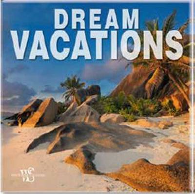 Dream Vacations Cubebook - Cubebook (Hardback)