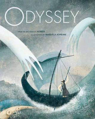The Odyssey (Hardback)