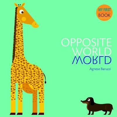 My First Book of Opposites (Hardback)