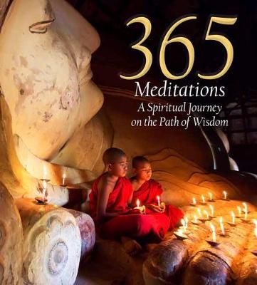 365 Meditations: A Spiritual Journey on the Path of Wisdom (Hardback)