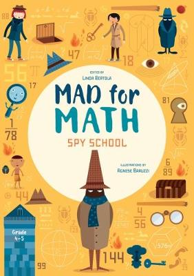 Mad For Math: Spy School (Paperback)