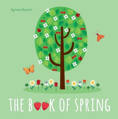 The Book of Spring - My First Book (Board book)