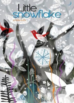 Little Snowflake (Board book)
