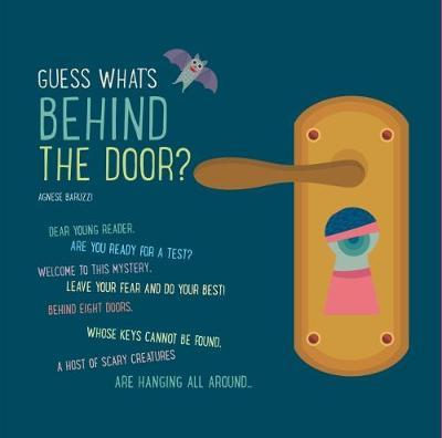 Guess What's Behind the Door (Hardback)