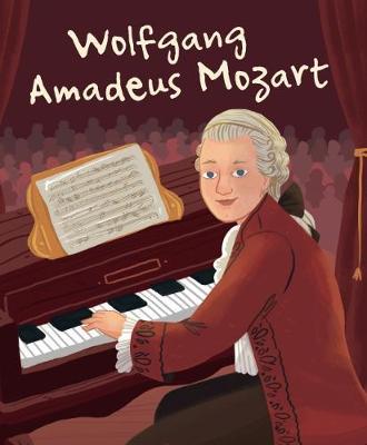 W. Amadeus Mozart Genius - Genius (Hardback)