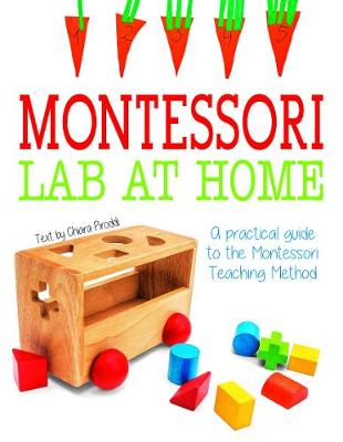 Montessori Lab at Home: A Practical Guide about Montessori Teaching Method (Paperback)