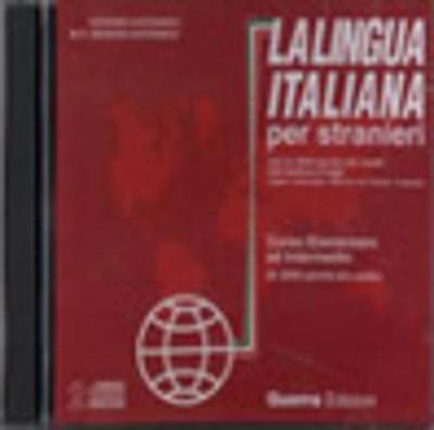 La lingua italiana per stranieri: Corso elementare ed intermedio - CD audio (2)