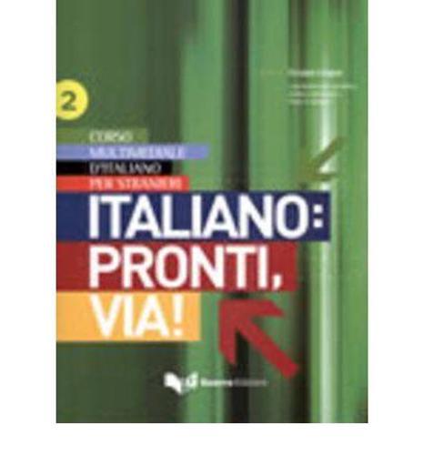Italiano: Pronti, Via!: Audio CD (3) Level 1 (Paperback)
