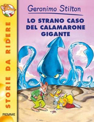Lo Strano Caso Del Calamarone Gigante (Paperback)