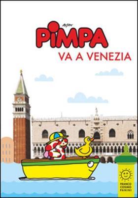 La Pimpa books: Pimpa va a Venezia (Paperback)