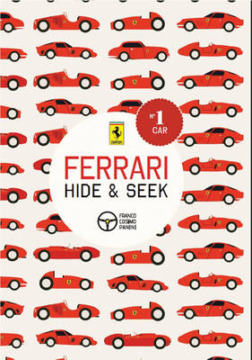 Ferrari Hide and Seek (Hardback)