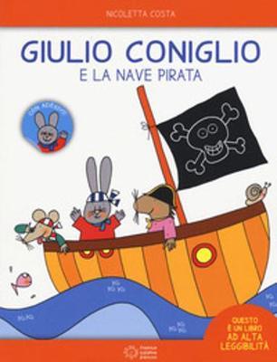Giulio Coniglio: Giulio Coniglio e la nave pirata