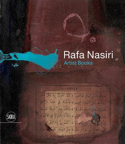 Rafa Nasiri: Artist Books (Hardback)