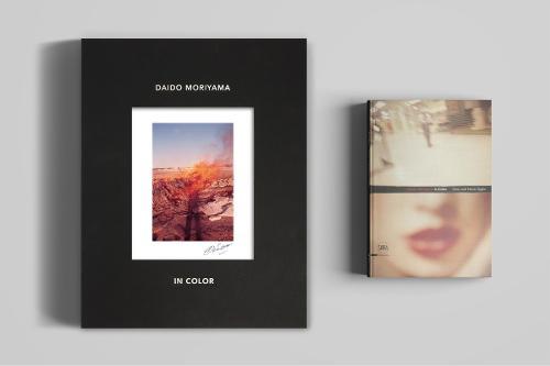 Daido Moriyama in Color: Self-portrait: Now, and Never Again (Hardback)