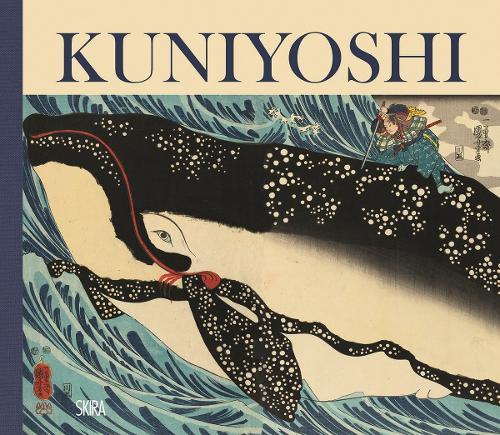Kuniyoshi: Visionary of the Floating World (Hardback)