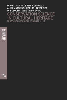 Conservation Science in Cultural Heritage (Paperback)