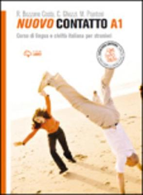 Nuovo Contatto: Volume A1 (Manuale + Eserciziario) (Paperback)