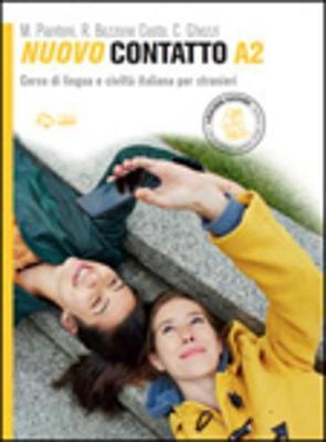 Nuovo Contatto: Volume A2 (Manuale + Eserciziario + Digitale) (Paperback)