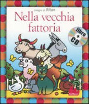 Gallucci: Nella Vecchia Fattoria + CD (Small Board Book) (Hardback)