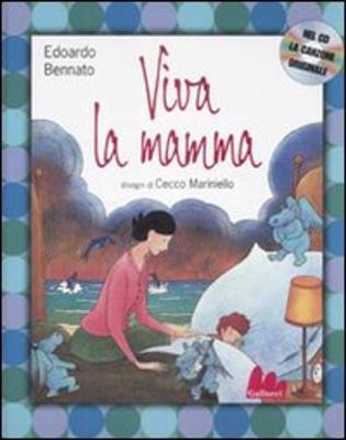 Gallucci: Viva La Mamma + CD (Hardback)