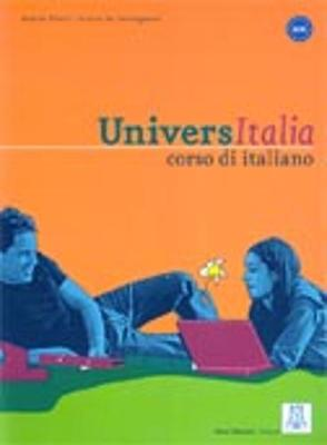 UniversItalia: Pack: Libro studente + libro degli esercizi + CD-audio (1)