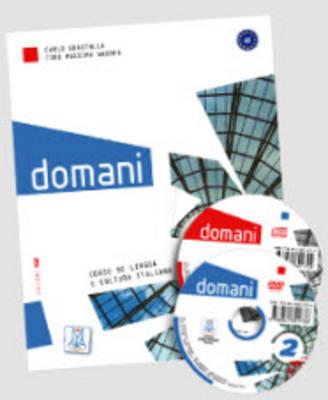 Domani: Libro + DVD + CD Audio (Level A2)