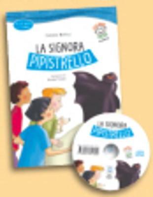 Italiano facile per bambini: La Signora Pipistrello + CD