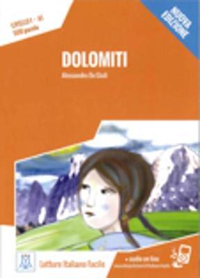 Italiano facile: Dolomiti. Libro + online MP3 audio (Paperback)