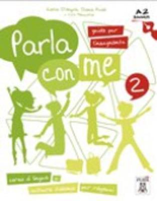Parla Con Me: Guida Per L'Insegnante 2 (Paperback)