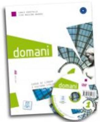 Domani: Libro + DVD ROM 1 (DVD-ROM)