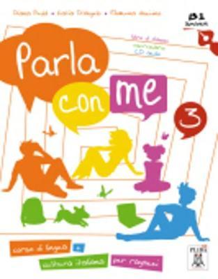 Parla con me: Libro + CD-audio 3